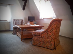 Sitzecke im Sudio